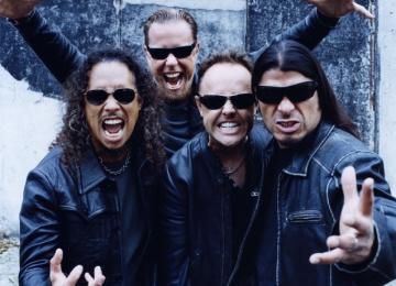 Metallica презентует кассету с первыми демками