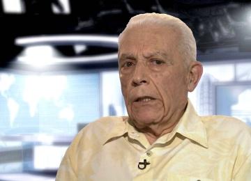 Ушел из жизни создатель программы «Время» Леонид Золотаревский