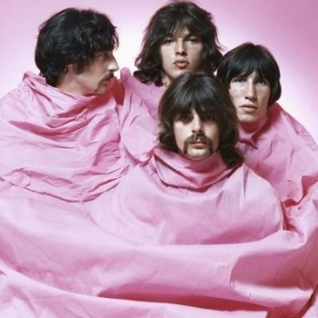 Группа Pink Floyd работает над новым альбомом