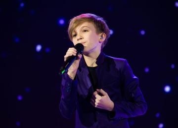 Финалист шоу «Голос.Дети» Михаил Смирнов станет Маленьким принцем