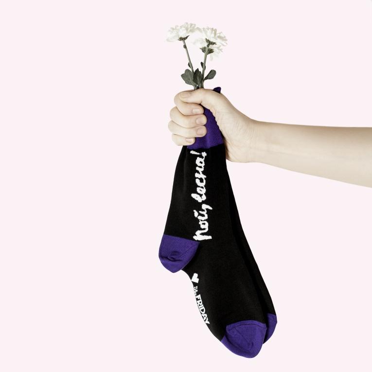 Ого! Группы Animal ДжаZ, IOWA и Uma2rman выпустили свои «фирменные» носки