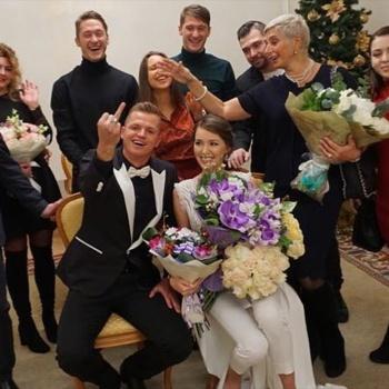 Новые подробности о свадьбе Тарасова и Костенко