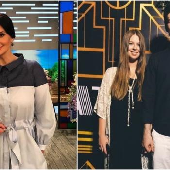 Екатерина Стриженова стала бабушкой