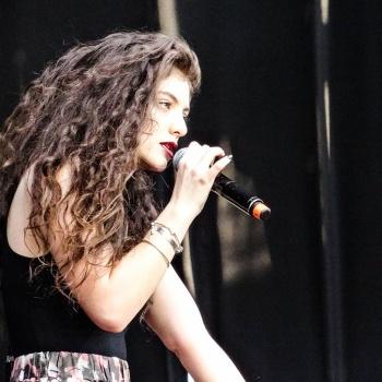 Концерт Lorde: Melodrama World Tour