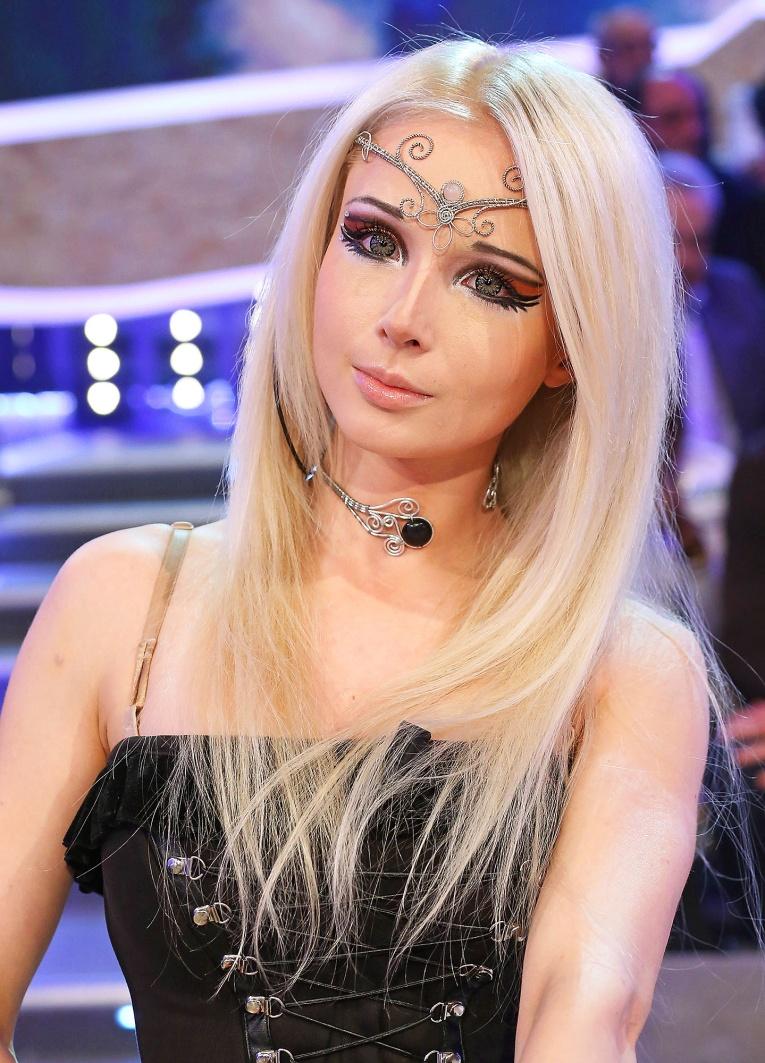 Валерия Лукьянова показала, как выглядела 10 лет назад