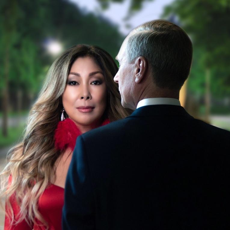 Анита Цой закрутила роман с президентом