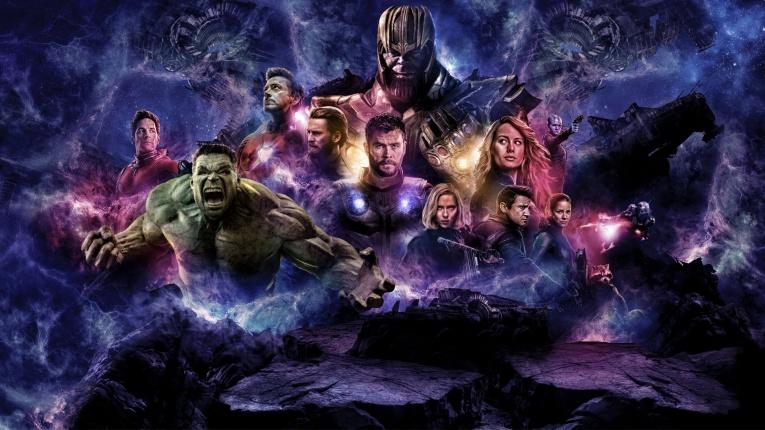 В Сети появился  тизер нового фильма «Мстители: Финал»