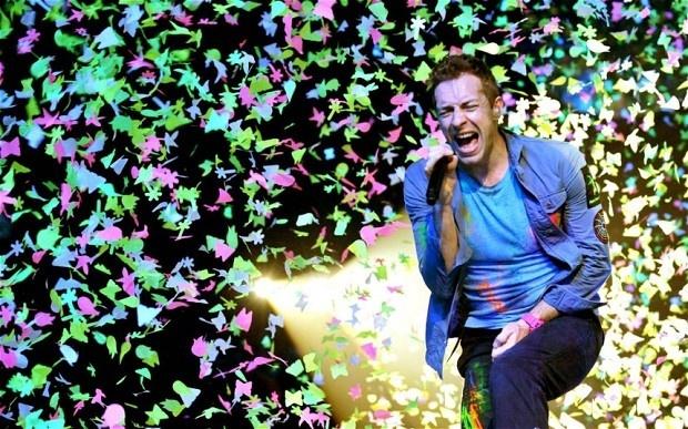 Coldplay вместе с Avicii презентовали новый сингл